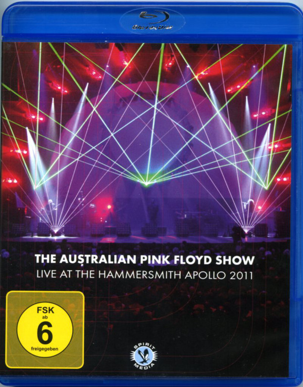 Pink Floyd Live At The Hammersmith Apollo 2011 (Bluray2D-7237)